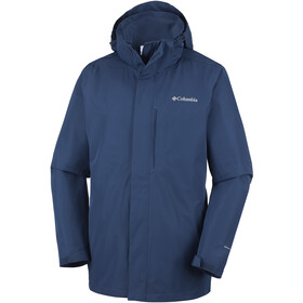 Columbia Forest Park Jacket Men Carbon